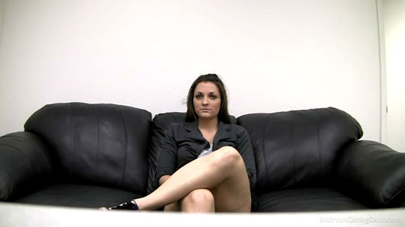 Stephanie backroom casting couch