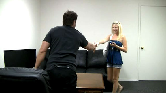 Casting Couch Ania