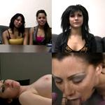 Crystal, Jane, Devon, Evie, Harmony
