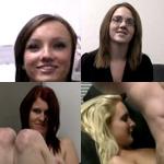 erena, Morgan, Evie, Shantel