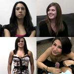 Amber, Madison, Tiffani, Desirae