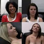 Michelle, Aubrey, Serena, Whitney