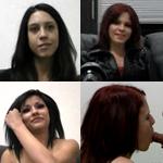Amber, Lauren, Devon, Evie