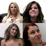 CJ, Colby, Vicky, Evie