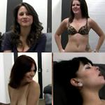 Paula, Aubrey, Lauren, Bettie