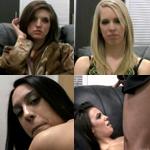 Tria, Carly, Aubrey, Cheyenne